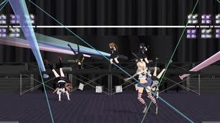 【MMD艦これ】 駆逐艦達で ♪ shake it! ♪  [1080P]
