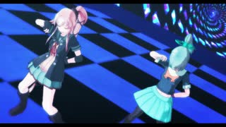 【MMD艦これ】由良・夕張でロミオとシンデレラ改