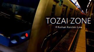 TOZAI ZONE【RED ZONE×メトロ東西線】