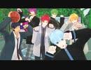 【MMD黒バス】エンヴィキャットウォーク ~KISEKI&shadow~