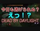 【PS4】今日も逃げられぬ?Dead by Daylight実況 #9