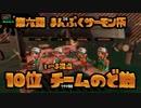 【第六回まんぷくサーモン杯】チームのど飴 ダイジェスト版【第10位】