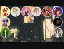 【10カバー】Alice in N.Y.【5 Vocaloid, 4 CeVIO, 1 Synth V】