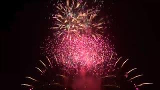 2019.8.17(山形)赤川花火 デザイン花火 「GENESIS ~創世への讃歌~」 (優勝)