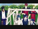 【MMD刀剣乱舞】 光忠さんたちで「BBoom BBoom」4連弾です。