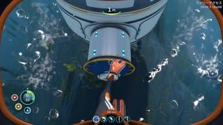 """[実況] はてしなく海21 """"Subnautica Below Zero"""""""