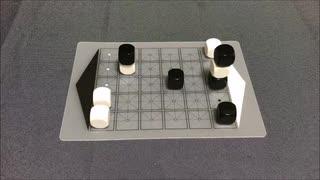 フクハナのボードゲーム対決:ノッカノッカ