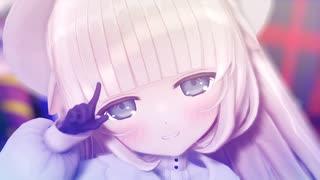 【.LIVE/MMD】メリーミルク達が可愛く「すーぱー☆あふぇくしょん」【バーチャルYouTuber】【1080p】