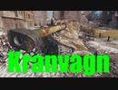 【WoT:Kranvagn】ゆっくり実況でおくる戦車戦Part592 byアラモンド
