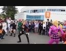 【ジョジョ黄金の風】外国人のギャングダンス