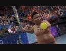 【世界の屁こき隊用】テニス シングルス 参考動画  東京2020オリンピック The Official Video Game