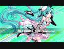 【初音ミク(Slowmotion)】FULL DRIVE M-TUNE【初音ミクGTプロジェクト2019】