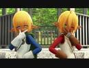 【MMDオバロ】アウラ&マーレでロキ