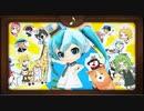 【3DS】初音ミク Project mirai でらっくす『ドレミファロンド(別コーデ) PV』