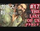 【ゆっくり実況】ガラスに刺さってみた The Last of Us 最高難易度グラウンド Part17
