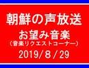 【ゆゆうた】朝鮮の声放送&KBS国際放送【108/8/29】