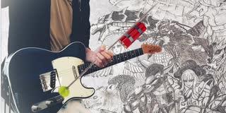 かつて神だった獣たちへ OP サクリファイス ギターで弾いてみた。 katste kamidatta kemono-tachie op guitar cover