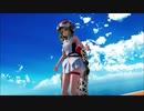 【MMD】GUMI隊員と???でBREEZE【93の日】