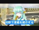 30秒で清姫を紹介する【FGO】