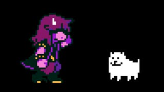 [DELTARUNE/UNDERTALE]DOG Buster(Dogsong/RudeBuster)