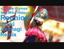 【初音ミク】Reunion(Itsuki Asanagi Remix)【リミックス曲】