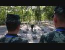 150頭の警察犬が5ヶ月間集中訓練、白熱したテスト進行中