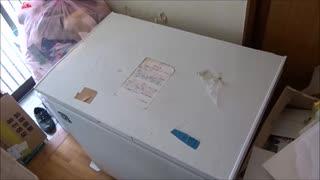 業務用冷凍庫。探検してみた【アル中カラカラ~】