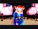 MMD【Lamb.】Tda式改変 重音テト Japanese Kimono