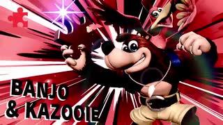 例 の レ ア.banjo-kazooie
