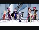 【東方MMD】紅魔組がチャイナドレスで「エンヴィキャットウォーク」 1080P