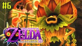 ゼルダの伝説 ムジュラの仮面3Dを初めてやると凄い その6