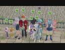 【マビノギ演奏】Shuffle or Boogie→The Winner【FF8】