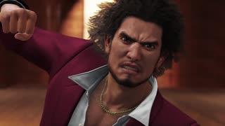 PS4新作『龍が如く7 光と闇の行方』ゲームトレイラー TGS2019