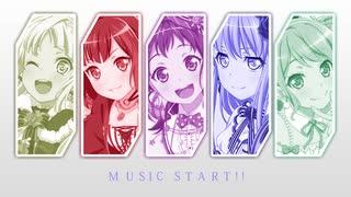 【合作MAD】BanGD-Rium【BanG_Dream!】