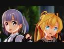 光彩修正! キラキラ阿武隈改二と大潮だよ! Ray-MMD Twinkle Days 1080p60fps 【艦これMMD】 【MikuMikuDance】
