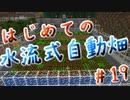 ドキッ!初心者だらけのマインクラフト【2人実況】part19