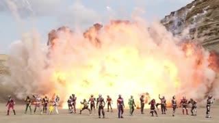 【MAD】~UNION~  平成変身ヒーロー達の軌跡 ~ 真・平成を生きた全ての人へ~