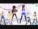 【ロボ子さん】ホロライブMMDでダンスロボットダンス【ときのそら】
