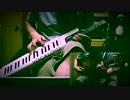 ボーカロイドキーボードでコップクラフトOP「楽園都市」(ボサノバ風)弾いてみた