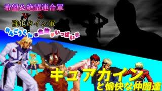 【MUGEN】希望&絶望連合軍VS強化カイン軍【PART17】