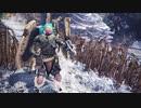 【MHW】ツインテおじさんがモンスターを狩っていくw パート20
