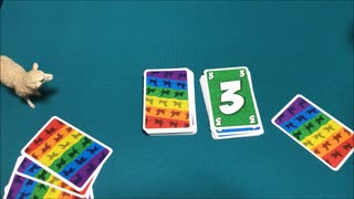 フクハナのボードゲーム紹介 No.388『ラマ』