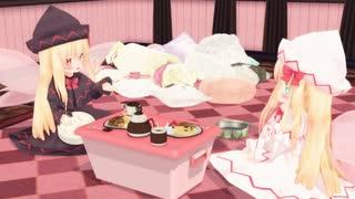 【MMD杯ZERO2予告動画】幻想郷の少女たちが虫除けのCMをするそうです