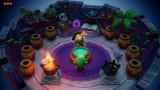 【ゼルダの伝説 夢をみる島】夢をみる島リメイクをプレイしていく 冒険その2