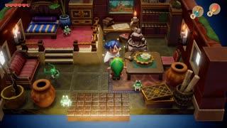 【ゼルダの伝説 夢をみる島】夢をみる島リメイクをプレイしていく 冒険その5