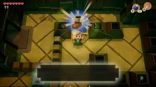 【ゼルダの伝説 夢をみる島】夢をみる島リメイクをプレイしていく 冒険その7