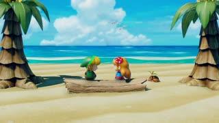 【ゼルダの伝説 夢をみる島】夢をみる島リメイクをプレイしていく 冒険その9