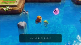 【ゼルダの伝説 夢をみる島】夢をみる島リメイクをプレイしていく 冒険その11