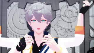 【MMDあんスタ】マカロン【凛月と泉】