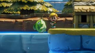【ゼルダの伝説 夢をみる島】夢をみる島リメイクをプレイしていく 冒険その13